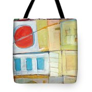 Rowhouse No. 2 Tote Bag