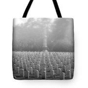 Rows Of Heros Tote Bag