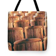 Rows Of Seats Tote Bag