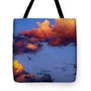 Roy-biv Clouds Tote Bag