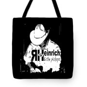 Roy Heinrich T-shirt Tote Bag by Debra Hurd
