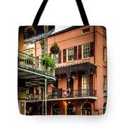 Royal And St. Philip Tote Bag