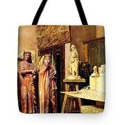 Royal Art Tote Bag