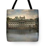 Royal Baths In Warsaw Tote Bag