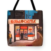 Royal Castle Tote Bag
