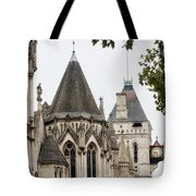 Royal Courts Of Justice Tote Bag