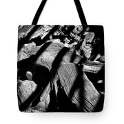 Royal Deadwood Striped Tote Bag