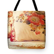 Royal English Chintz  Tote Bag
