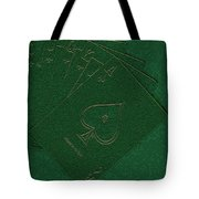 Royal Flush Tote Bag