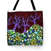 Royal Forest Tote Bag