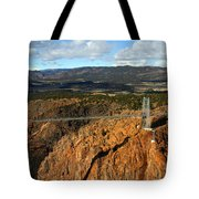 Royal Gorge Tote Bag