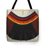 Royal Hawaiian Feather Cape Tote Bag