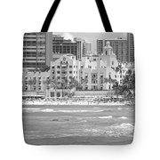 Royal Hawaiian Hotel - Waikiki Tote Bag