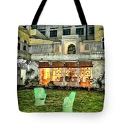 Royal Home Evening Tote Bag
