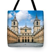 Royal Monastery El Escorial Tote Bag