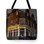 Royal Oak Pub Columbia Road London Tote Bag