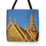 Royal Palace 14  Tote Bag