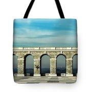 Royal Palace Courtyard Tote Bag