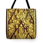 Royal Palace Gilded Door 02 Tote Bag