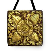 Royal Palace Gilded Door 04 Tote Bag