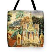 Royal Palace Ramayana 13 Tote Bag