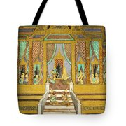 Royal Palace Ramayana 21 Tote Bag