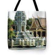 Royal Palace Shrine 02  Tote Bag