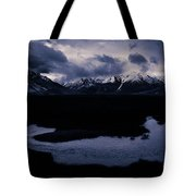 Royal Purple Tote Bag