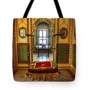 Royal Ride Tote Bag