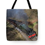 Royal Scott Different Angle Tote Bag