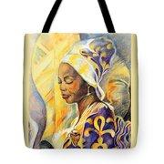 Royal Spirit Tote Bag