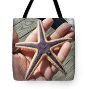 Royal Starfish. . Tote Bag