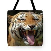 Royal Tiger Tote Bag