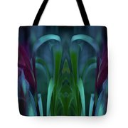 Royalty Transfigured Tote Bag by Wayne King