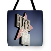 Roys Motel And Cafe Tote Bag