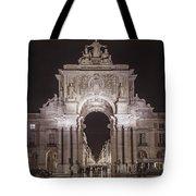 Rua Agusta Arch Lisbon Textured II Tote Bag