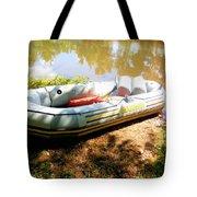 Rubber Boat 1 Tote Bag