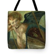Ruben's Angel Tote Bag