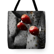 Rubicund Thorn Tote Bag