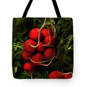 Rubies From The Field Tote Bag