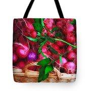 Rubies Organic Tote Bag