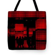 Rubik's Dream Tote Bag