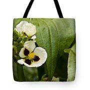 Ruby Eye Arrowhead Tote Bag