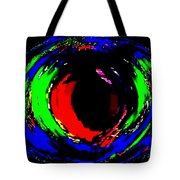 Ruby Eye Tote Bag