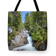Ruby Falls On A Spring Afternoon Tote Bag