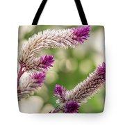 Ruby Parfait Celosia Tote Bag