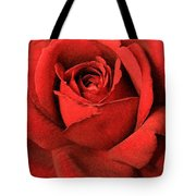 Ruby Rose Tote Bag
