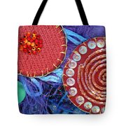 Ruby Slippers 5 Tote Bag