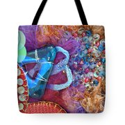 Ruby Slippers 8 Tote Bag