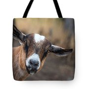 Ruby The Goat Tote Bag